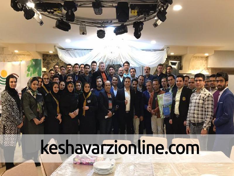 برگزاری ششمین گردهمایی فروشندگان برتر استان گلستان