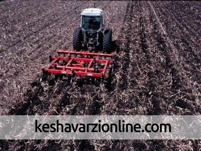 خاک ورزی مرسوم در ایران