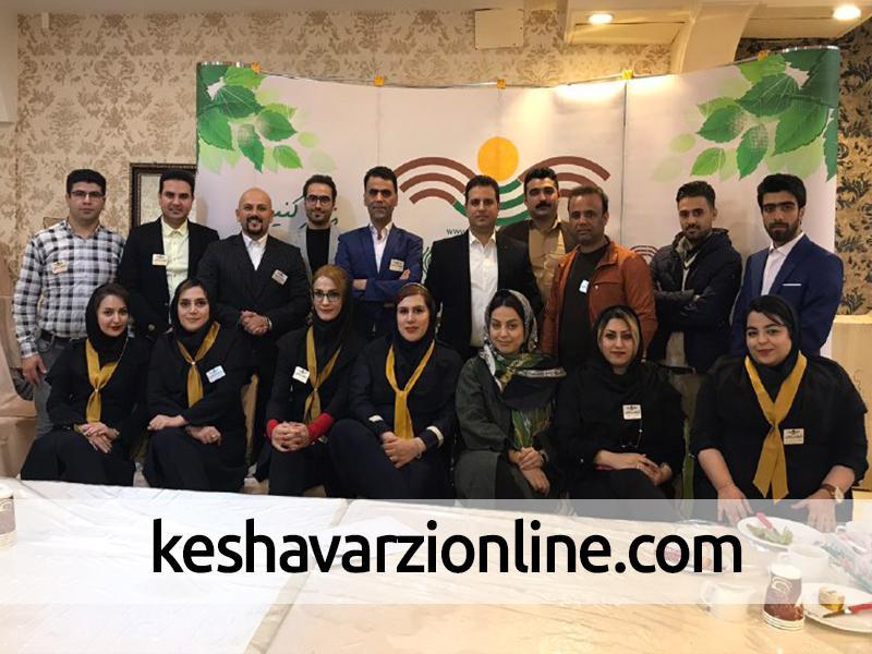 برگزاری ششمین گردهمایی فروشندگان برتر استان گلستان دیماه 1396