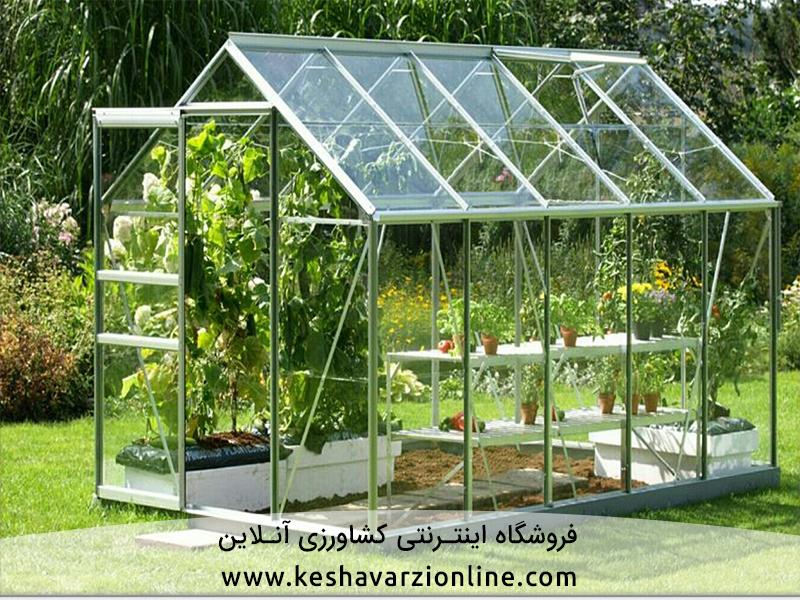 آموزش و روش ساخت گلخانه