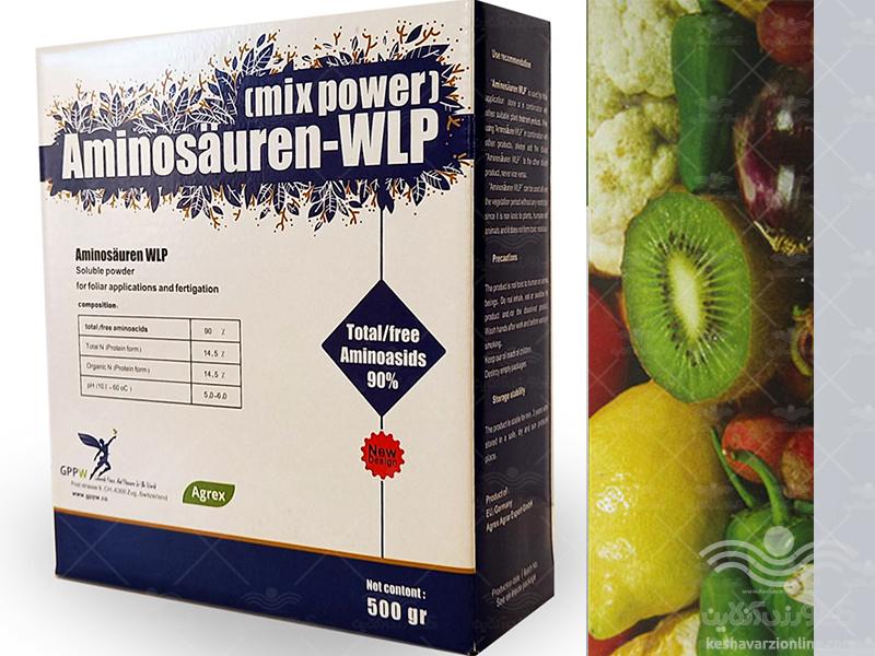فواید آمینو اسید در رشد گیاهان