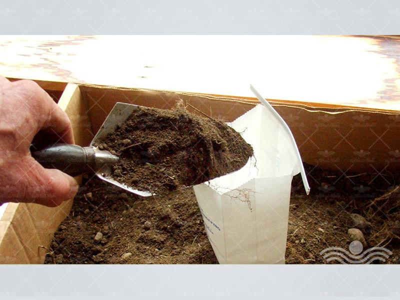آزمون خاک را چگونه انجام دهیم