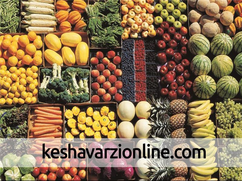 سلامت 85 درصد محصولات کشاورزی
