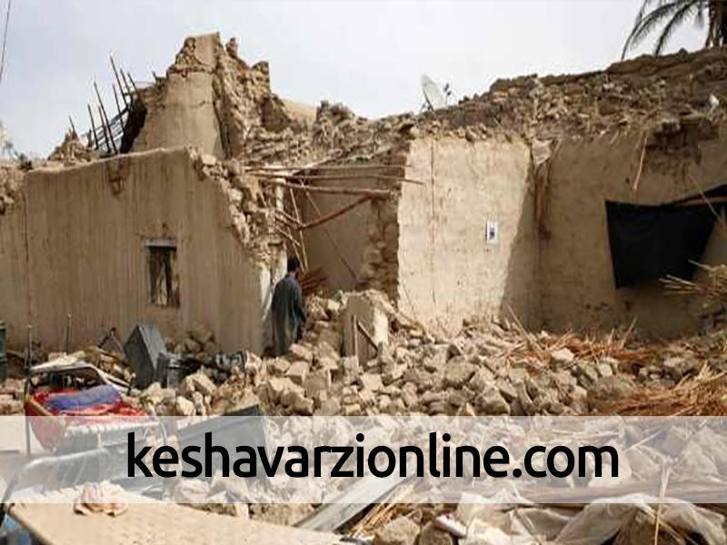 خسارت 280 میلیارد ریالی زلزله در بخش کشاورزی خراسان شمالی