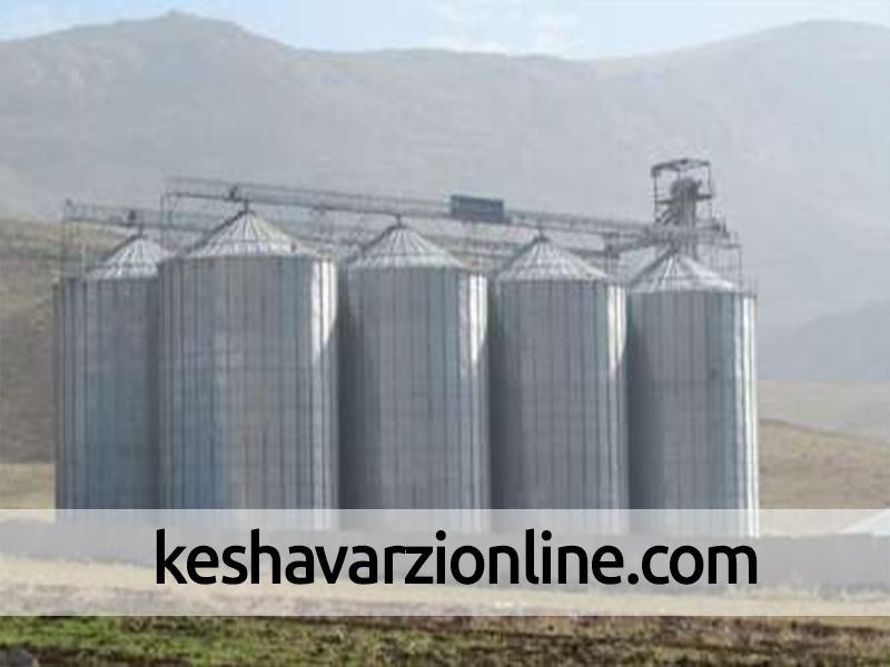 ظرفیت سیلوهای استان قزوین حدود 25 درصد افزایش می یابد