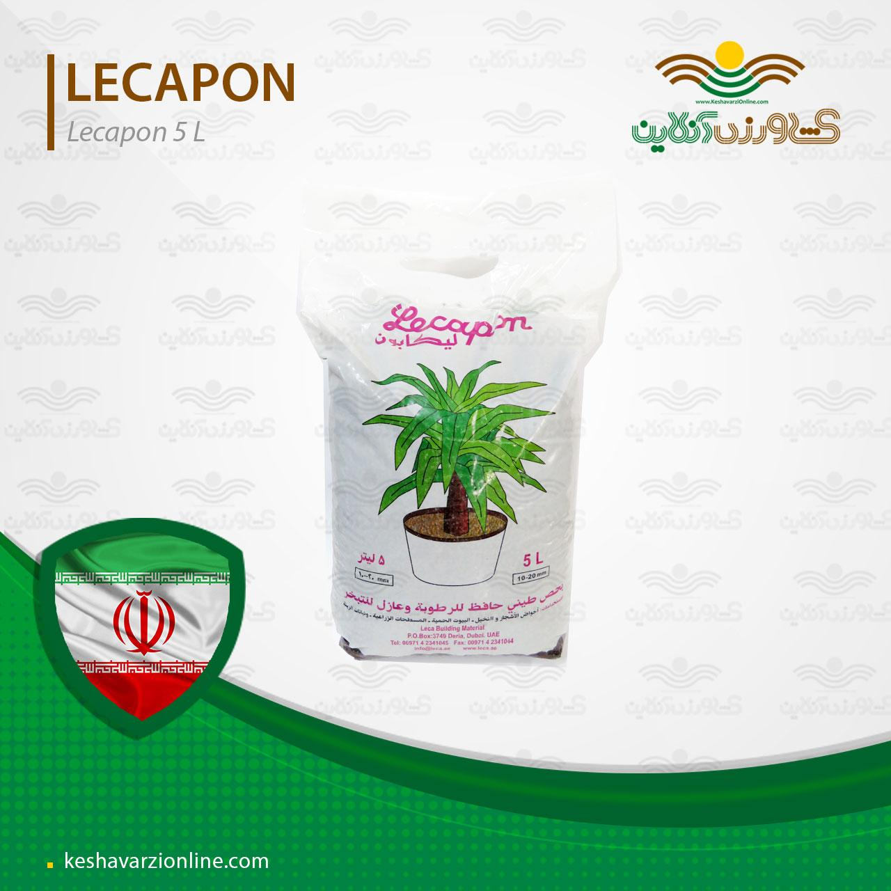 بهترین خاک بستر کشت هیدروپونیک لیکاپون