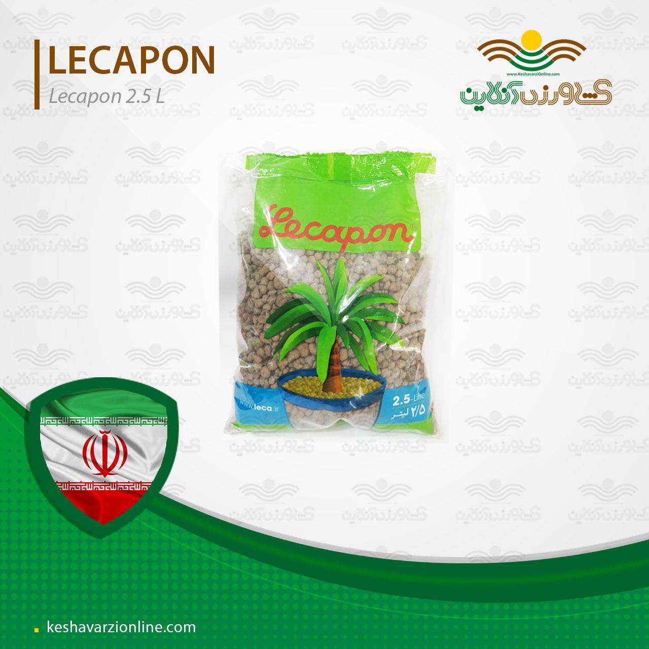 لیکاپون بهترین خاک هیدروپونیک