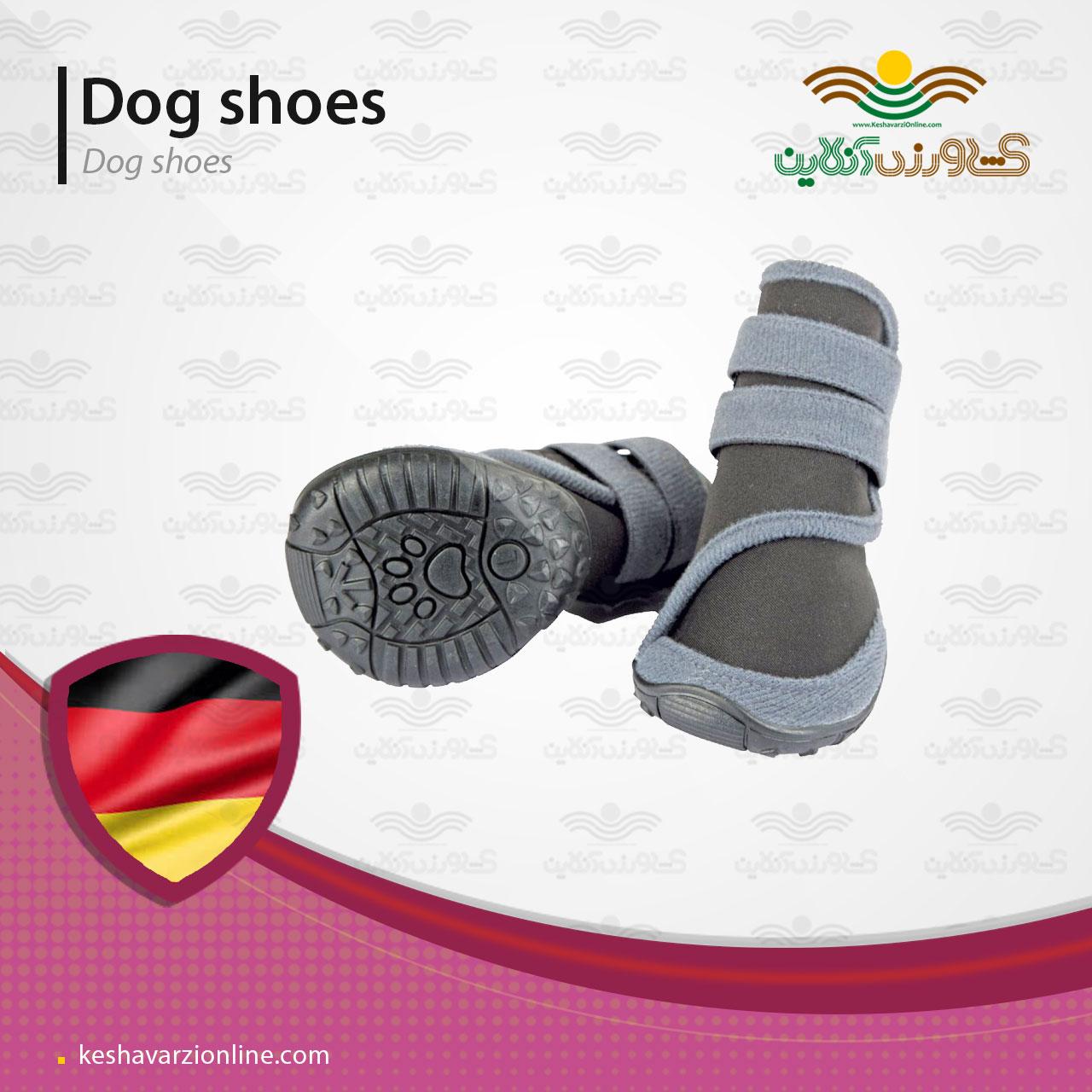 کفش سگ محافظ و مقاوم