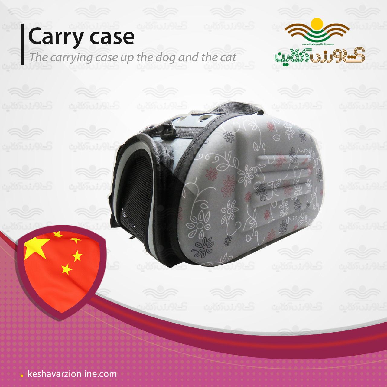 کیف حمل تا شو مخصوص سگ و گربه