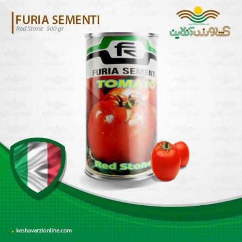 گوجه ربی و صنعتی رد استون ایتالیا