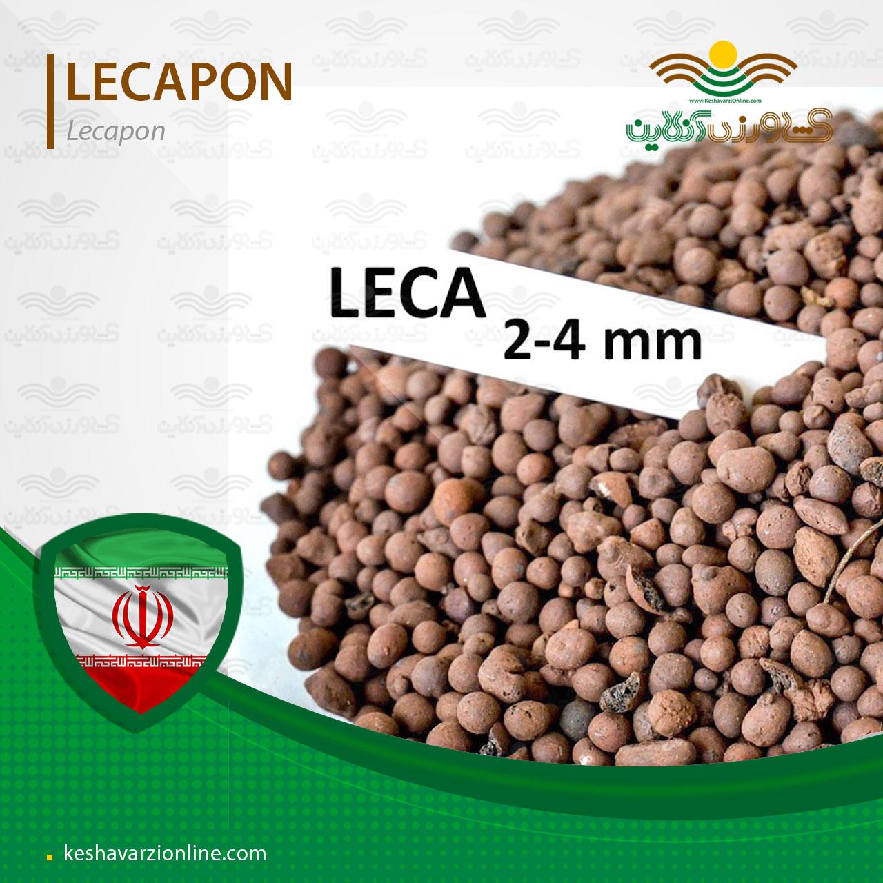 لیکاپون دانه ریز بهترین بستر کشت گیاه