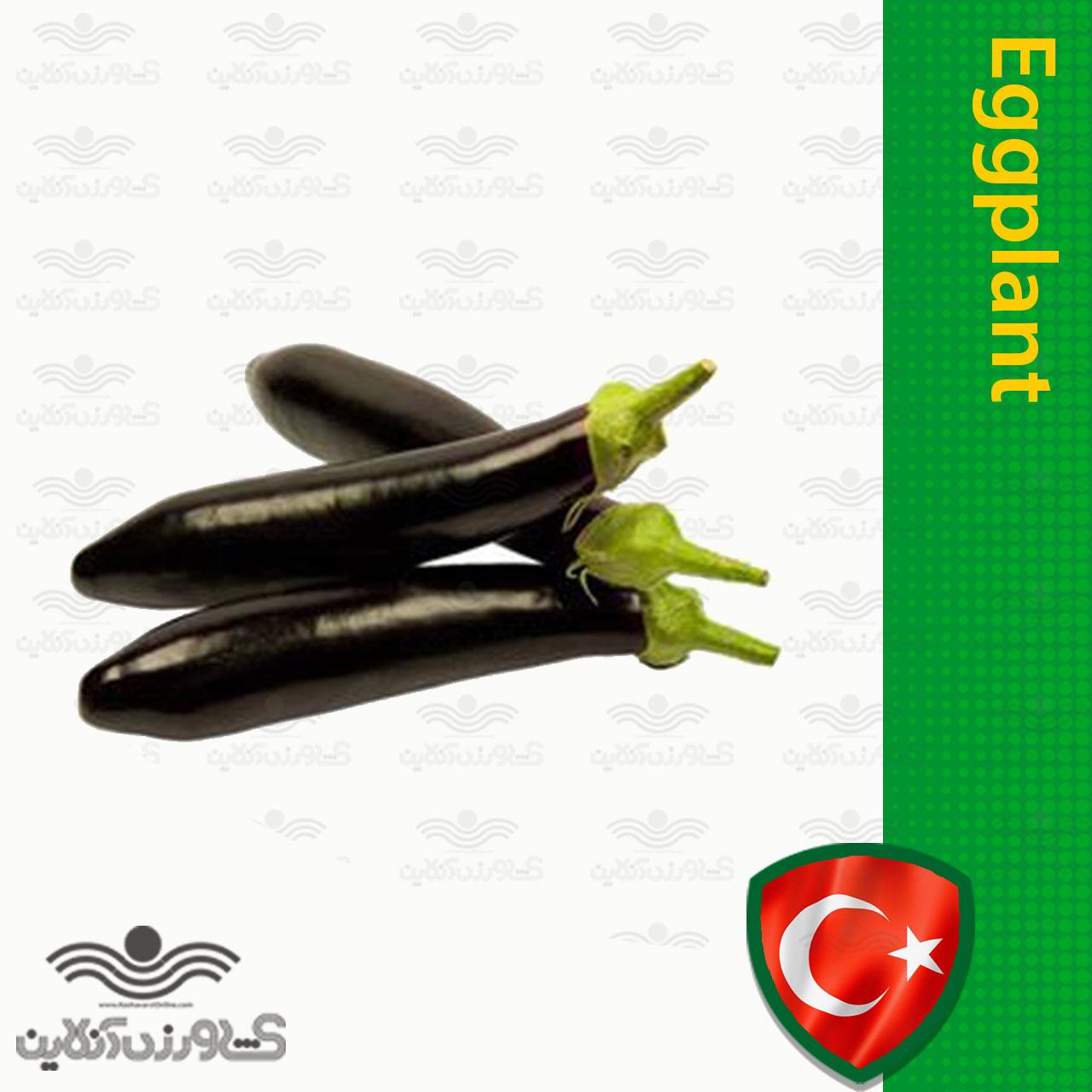 بذر بادمجان سیاه آیدین ترک