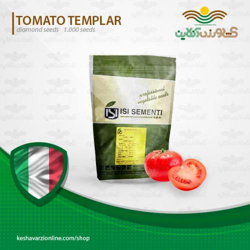 فروش آنلاین بذر گوجه فرنگی پربار تمپلر