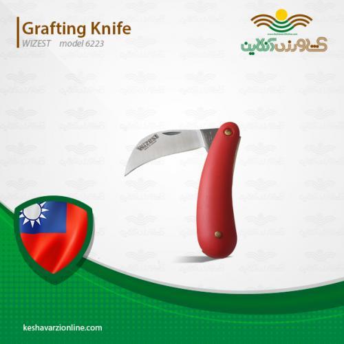 چاقوی پیوند سر کج