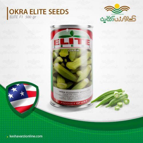 بهترین بذر بامیه آمریکایی بهمراه زمان و روش کاشت بامیه