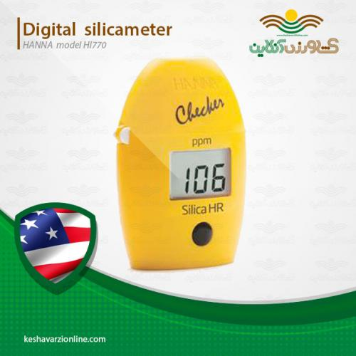 دستگاه اندازه گیری سیلیس هانا HI770