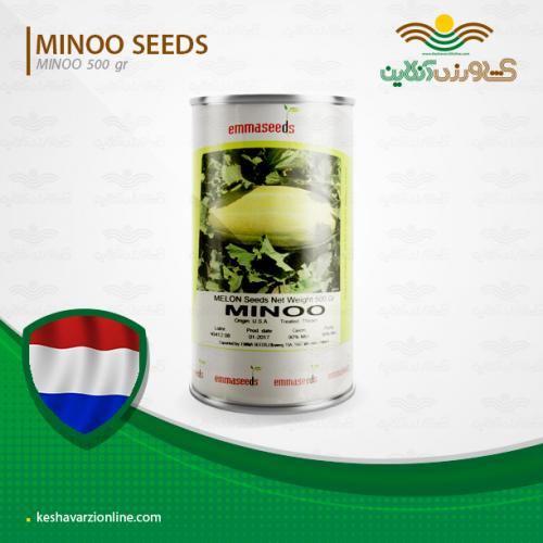 بذر خربزه خاتونی مینو هلندی