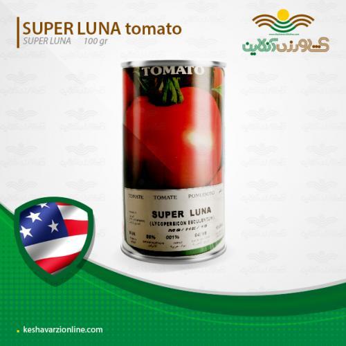 بذر گوجه فرنگی سوپر لونا آمریکا